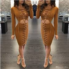 2017 summer new ladies nightclub style dress stand collar