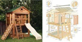 Backyard Play House Backyard Playhouse Plans 16 Diy Playhouses Your Kids Will Love To