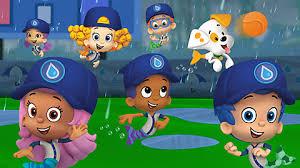 bubble guppies teamwork leapfrog