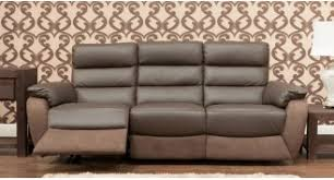 Affordable Recliner Sofas SALE NOW ON - Ricardo leather reclining sofa