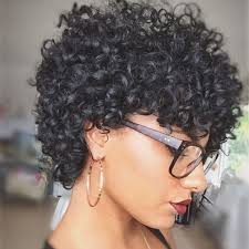jheri curl hairstyles 20 fantastic natural hairstyles that are easy to do on short curly