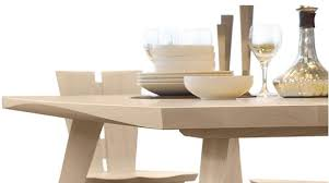 Dining Room Tables Made In Usa Axis Extension Dining Collection Ash Ambiente Modern Furniture