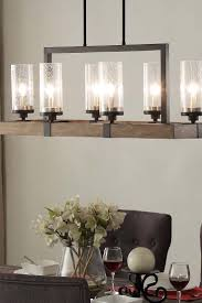 dining room light fixtures height over table stunning dining