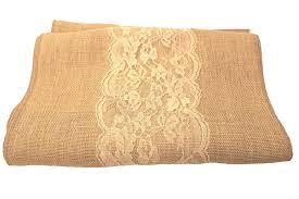 Ivory Burlap Curtains 12 Pack Ivory Lace Bags 3 X 4 B931 02 6 99 Burlapfabric Com