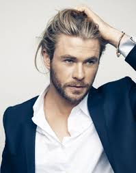 pony tail hair style for men long hairstyles for men 2016