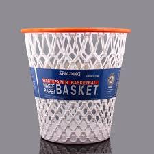 Bedroom Wastebasket Basketball Wastebasket