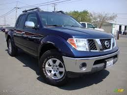 nissan nismo 2007 2007 majestic blue nissan frontier nismo crew cab 4x4 69404370