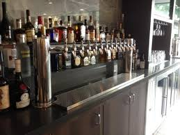 First Round Draught Professional Draft Beer And Wine On Tap Systems On Tap Bar