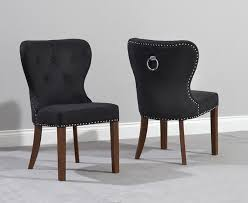 Fabric Dining Chairs Uk Best Contemporary Black And White Fabric Dining Chairs Residence
