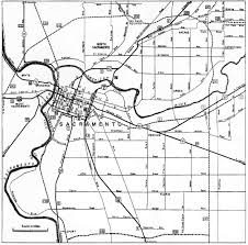 Map Of Sac State by California Highways Www Cahighways Org Sacramento Freeway
