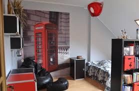 ideen jugendzimmer jugendzimmer ideen deko junge rote telefonzelle fototapete