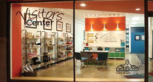 store bureau center visitors center city of decatur ga