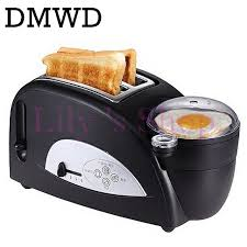 DMWD MINI Household Bread baking maker toaster toast oven Fried Egg