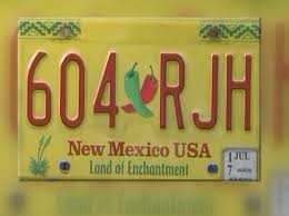Usa License Plate Map by Specialty Chile License Plate Bill Advances To The Senate Krqe
