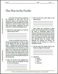the great depression free printable american history reading