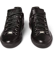 footwear silver sneakers men balenciaga arena sneakers ebay