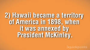 when did hawaii become a state
