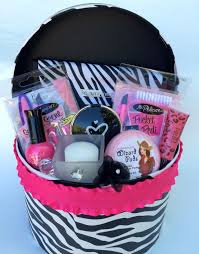 super cute gift basket for a young wonderfully made gifts