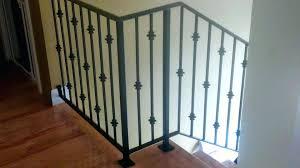 interior railings home depot indoor iron railings metal stair railings interior indoor metal