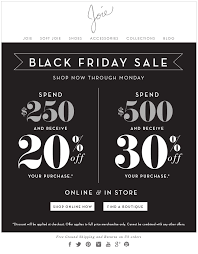 black friday sale ideas 5 best call to action newsletter examples neuralab