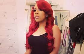 k michelle bob hairstyles k michelle blasts j r smith s chick for harrassing her details