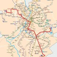 map of le mans light rail continues growth with new tramways in marseille
