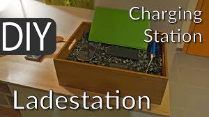 sightly diy charging station for usb devices phones iphone along
