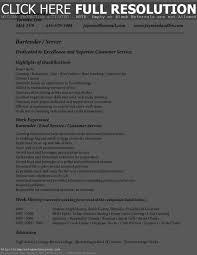 fine dining server resume by jason daniels sample wai saneme