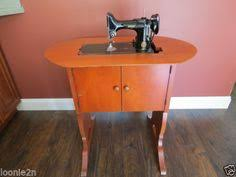 Sewing Cabinet With Lift by Singer 221 Featherweight 68 Cabinet With Lift Photo Picture