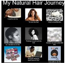 Natural Hair Meme - dark girls nappy hair nuances of self hate curlynikki