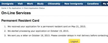 how long does it take to renew your canadian pr card turistang