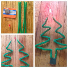 how to make pipe cleaner circuit ornaments kithub