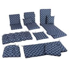 nautical knots indoor outdoor seat cushions collection christmas