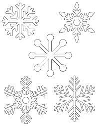 25 unique snowflake coloring pages ideas snowflake