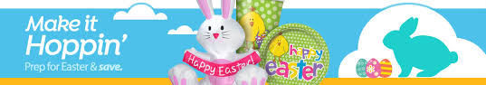 Easter Decorations For Your Car by Easter Party Decor Walmart Com