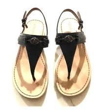 s coach sandals sale on poshmark