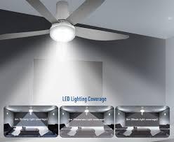 Ceiling Fan With Led Light Panasonic Fan Light Gpsolutionsusa