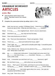 articles and determiners lessons tes teach