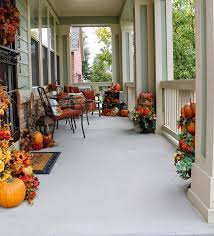 southern seazons fall front porch i think have a pumpkin problem