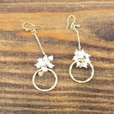 pretty earrings pretty persuasions pretty persuasions freshwater pearl earrings