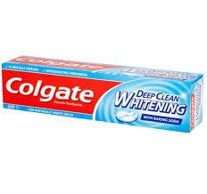 colgate deep clean whitening 100 ml 0 95