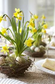 Flower Home Decoration by Top 17 Spring Flower Easter Table Centerpieces U2013 April Holiday