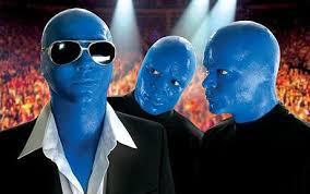Blue Man Group Halloween Costume Blue Man Group Orlando