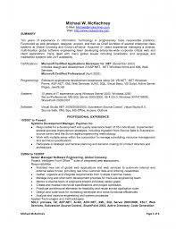 Qa Resume Sample Entry Level Qa Resume Sample 100 Sample Resume Of A Quality