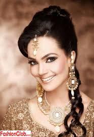 Trendy Pakistani Bridal Hairstyles 2017 New Wedding Hairstyles Look Latest Bridal Hairstyles For Pakistani Brides Fashion Glob