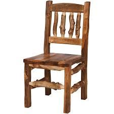 Mexican Dining Room Furniture Vera Cruz Pine Rustic Dining Room Chair Mexican Rustic Furniture