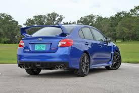 small subaru hatchback 2018 subaru wrx sti u2013 driven review top speed