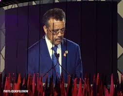 dr tedros adhanom latest news breaking headlines and top stories