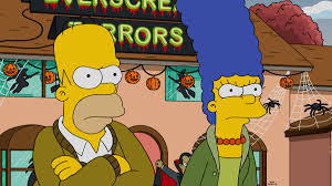 groupon halloween horror nights episode recap halloween of horrorthe simpsons tapped out