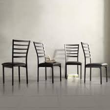 Metal Dining Chairs Metal Kitchen Dining Room Chairs For Less Overstock